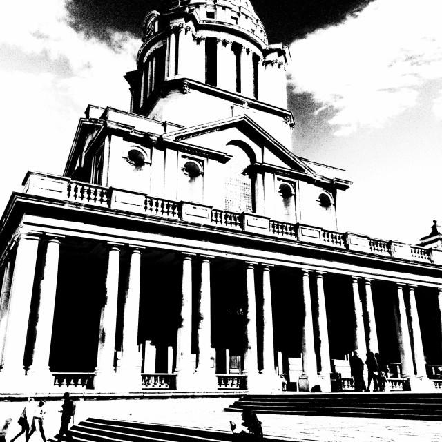 """London. Greenwich"" stock image"
