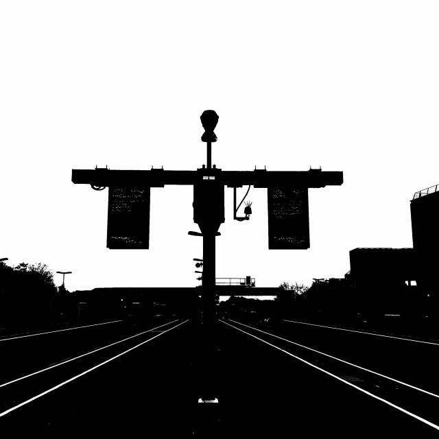 """London. The railway station"" stock image"