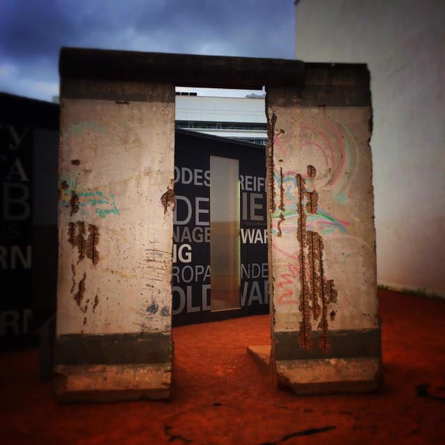 """Berlin Wall - Germany"" stock image"
