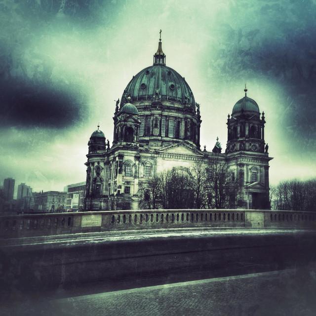 """Berliner Dom, Berlin , Germany"" stock image"