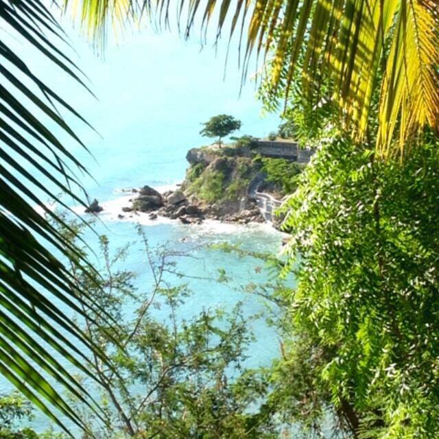 """Haiti Hideaway"" stock image"