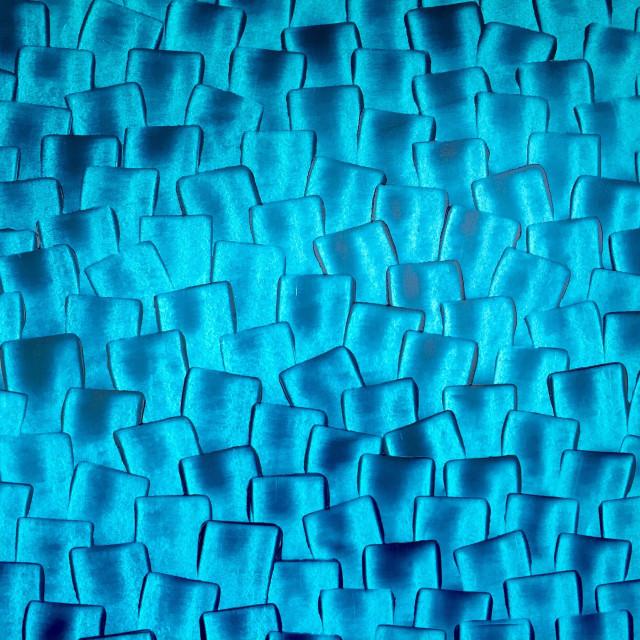 """Spatula texture on wall"" stock image"