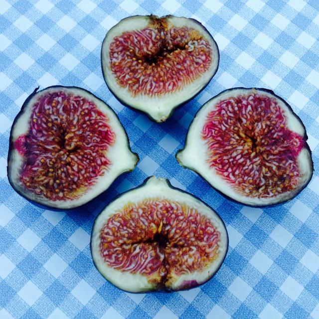 """Fresh figs"" stock image"