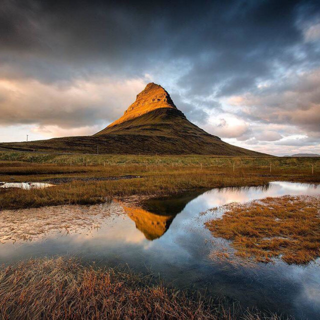 """Beautiful view of nature"" stock image"