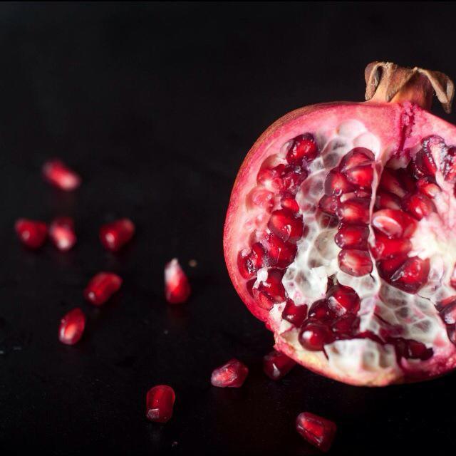 """Pomegranate"" stock image"