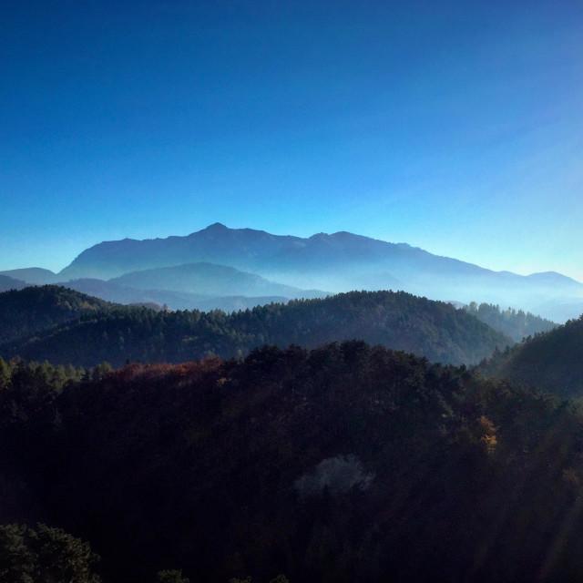 """""""Transylvania view"""" stock image"""