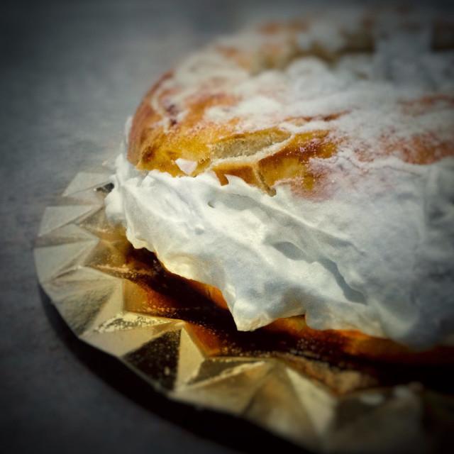 """Gluten free home made cake"" stock image"