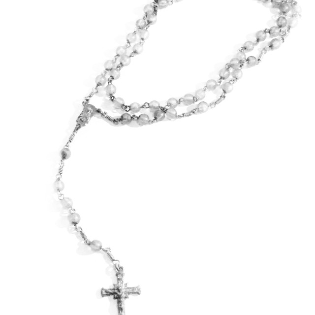 """Rosary"" stock image"