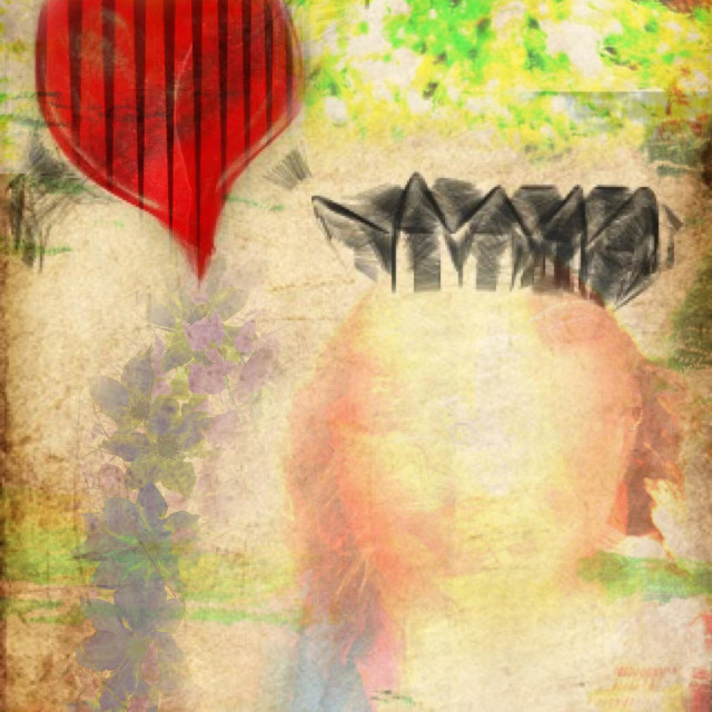 """""""Illustrative Queen of Hearts"""" stock image"""