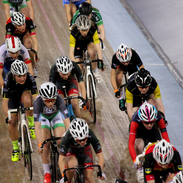 """""""Cycling Event."""" stock image"""