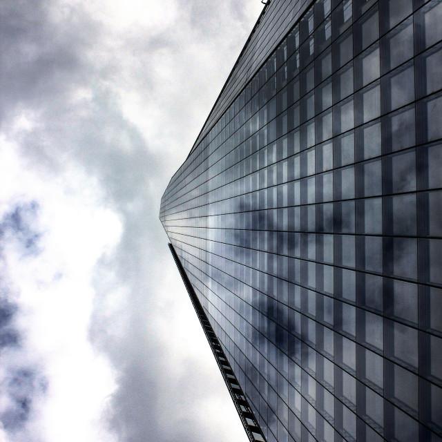 """Sky High"" stock image"