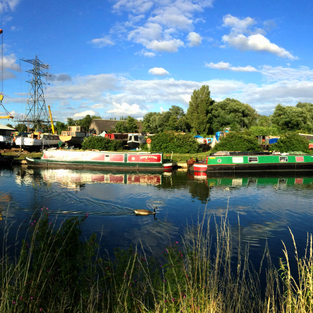"""Lee Valley"" stock image"