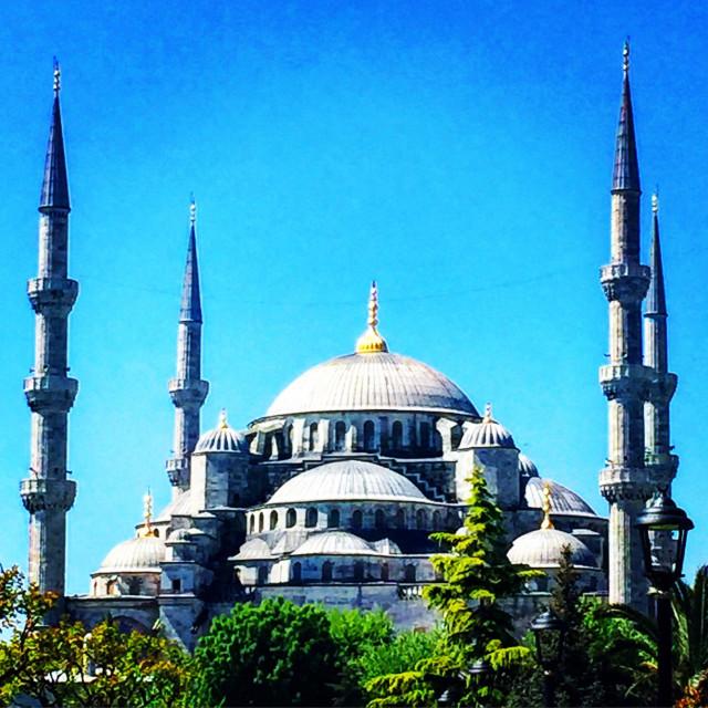 """""""Ayasofya, Istanbul, Turkey"""" stock image"""