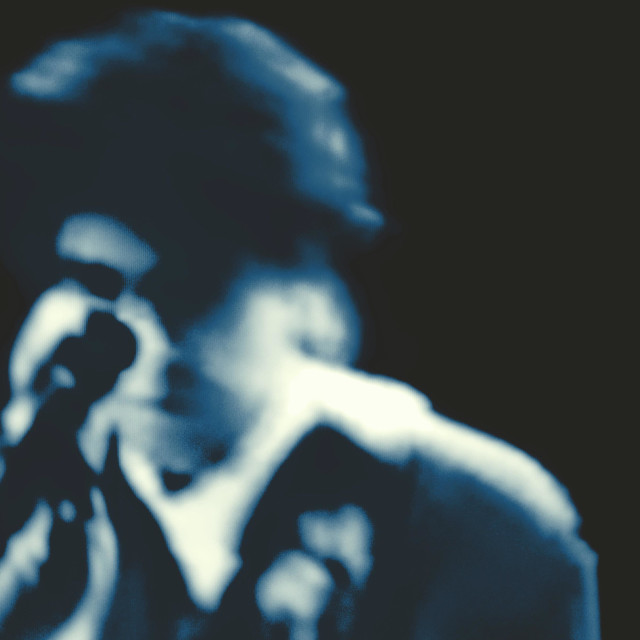 """Bob Dylan"" stock image"