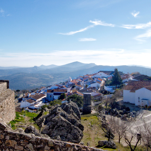 """Marvão"" stock image"