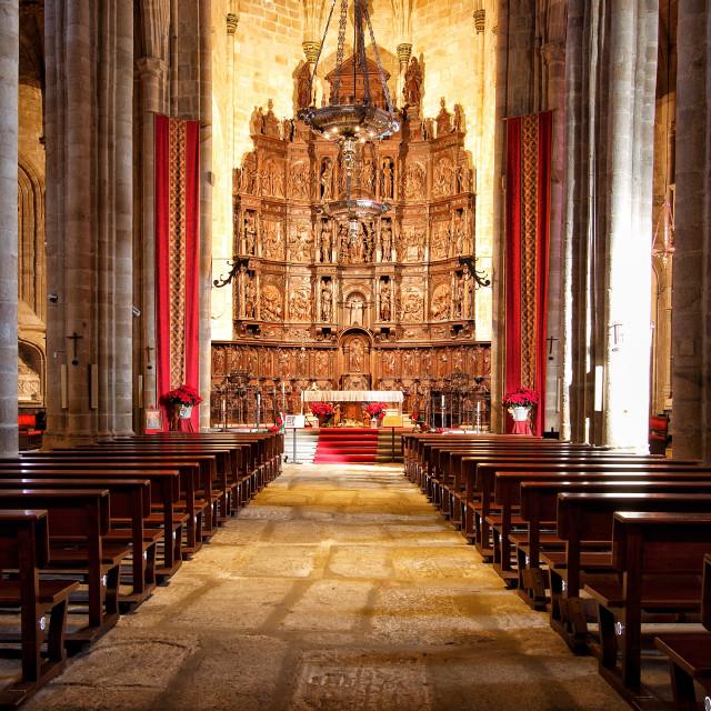 """Santa Maria"" stock image"