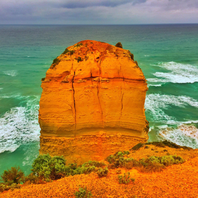 """Marine National Park, Victoria, Australia"" stock image"