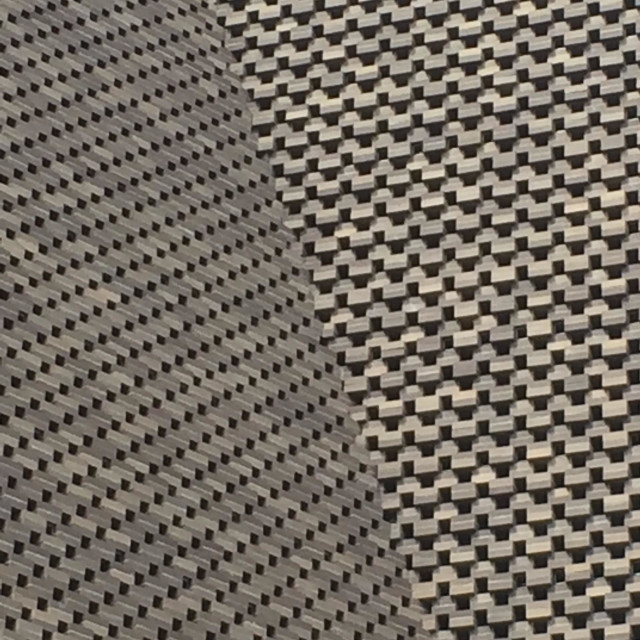 """Tate Modern extension - brickwork"" stock image"