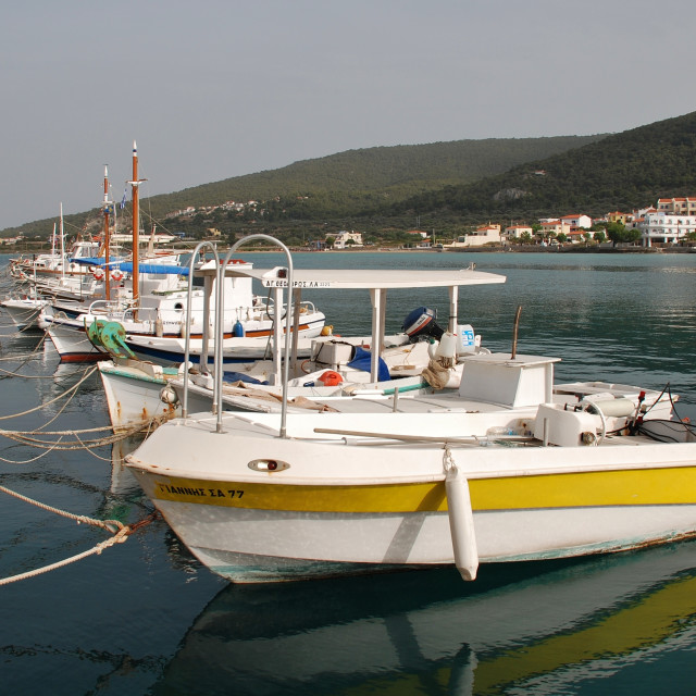 """Agistri island, Greece"" stock image"