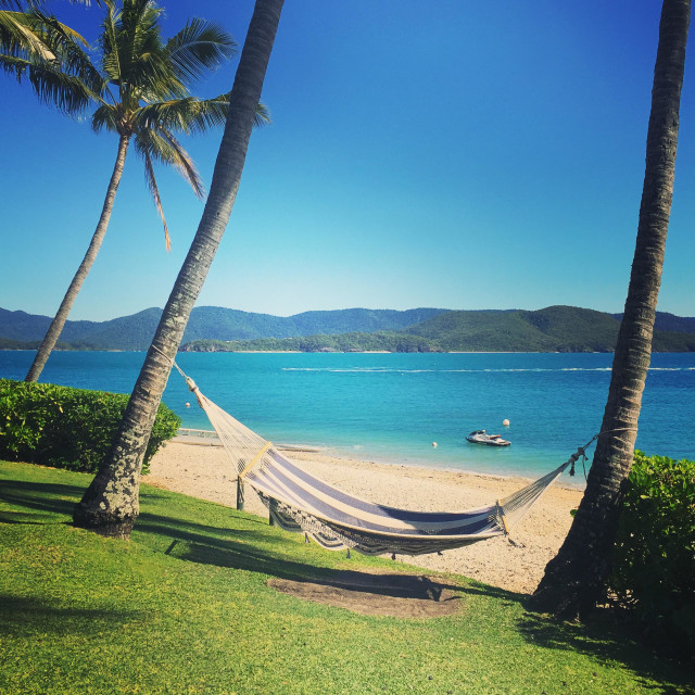 """Daydream Island, Australia"" stock image"