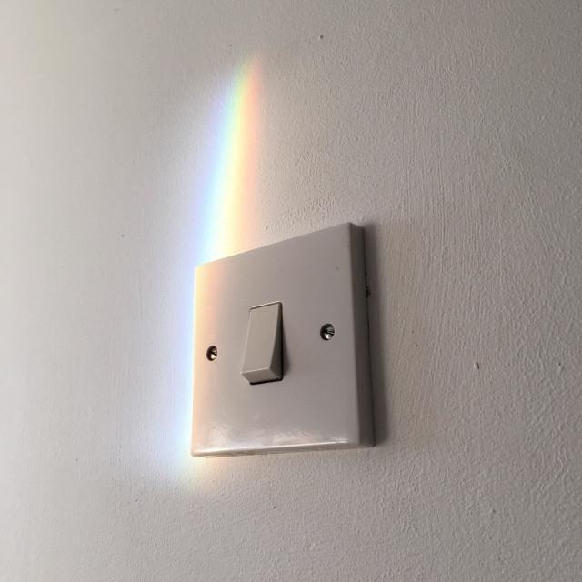 """Light switch"" stock image"
