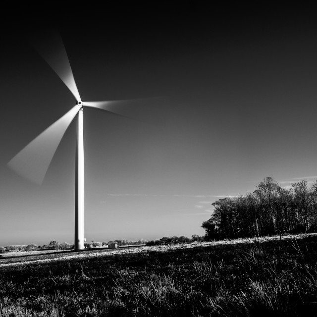 """Turbine"" stock image"