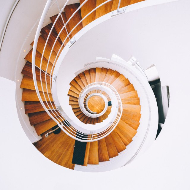 """Spiral"" stock image"