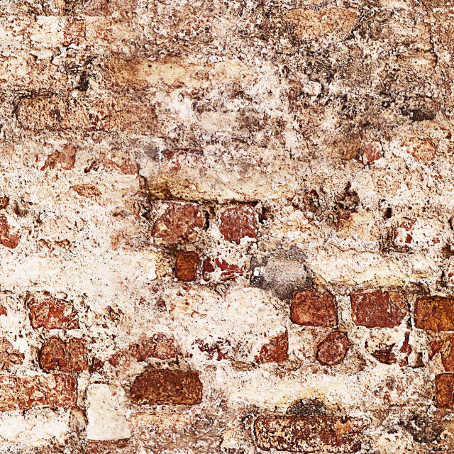 """Venerable vintage wall seamless HD"" stock image"