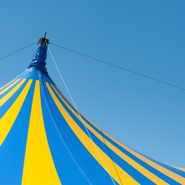 """circus big top"" stock image"