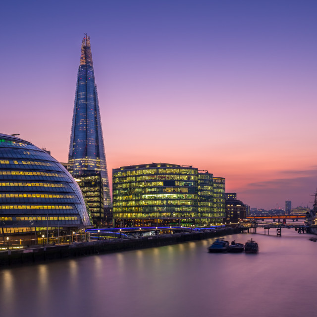 """Twilight Shard"" stock image"