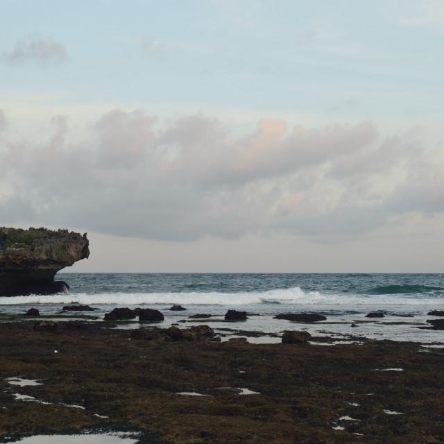 """Nusa Dua, Bali"" stock image"