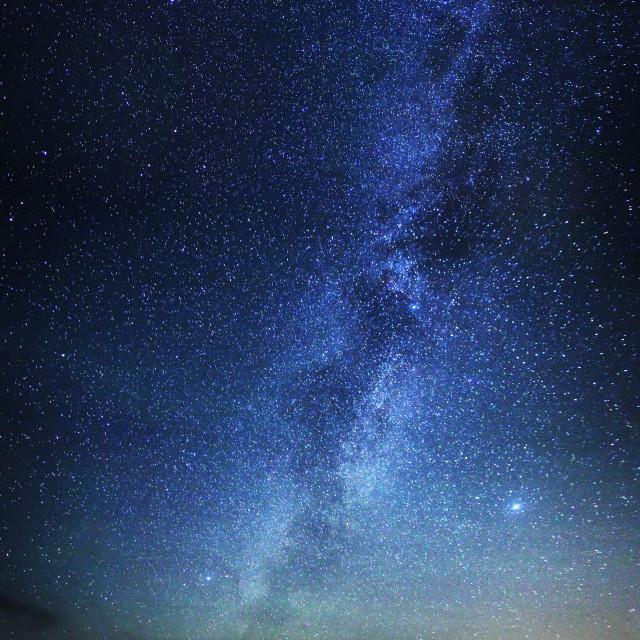 """Milky Way Galaxy"" stock image"