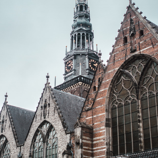 """Amsterdam Architecture"" stock image"