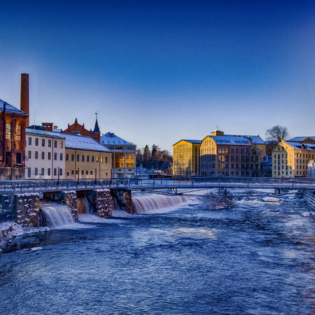 """Norrköping"" stock image"