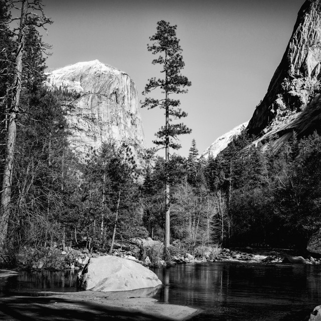 """Yosemite Valley 5"" stock image"