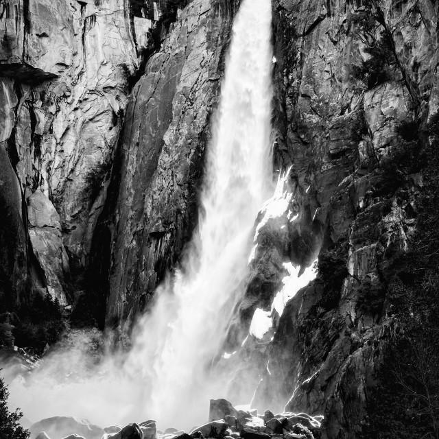 """Yosemite Valley 10"" stock image"