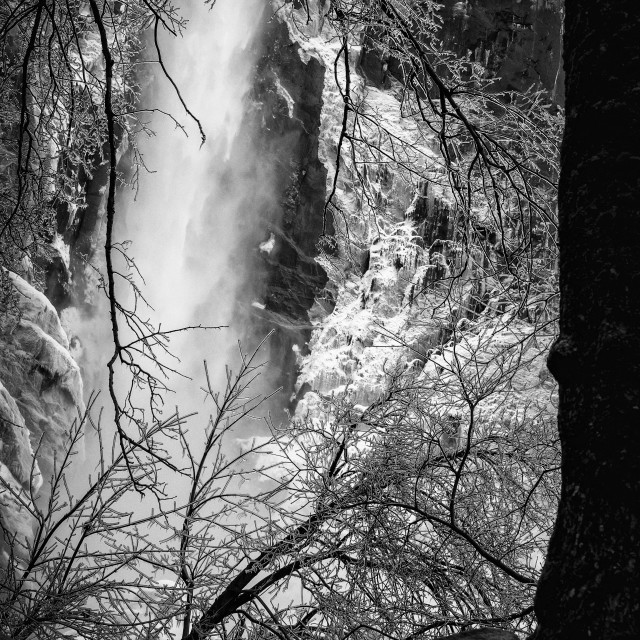 """Yosemite Valley 8"" stock image"