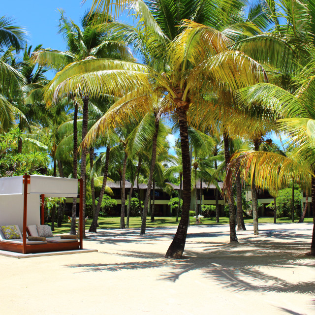 """""""Cabana"""" stock image"""