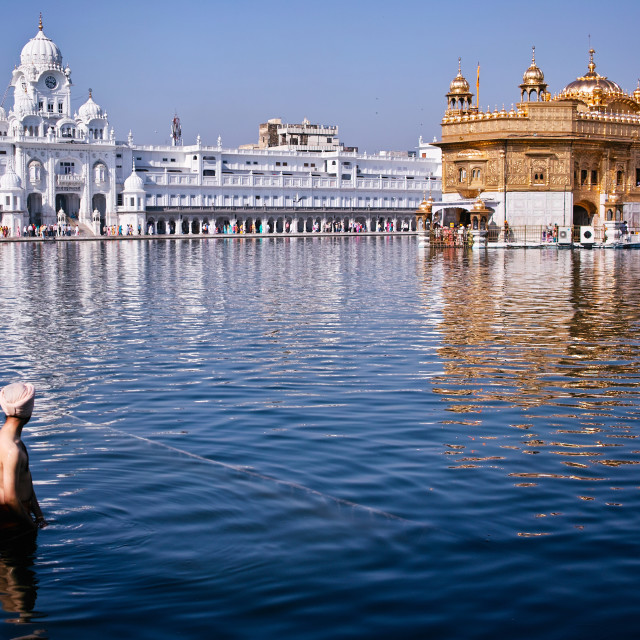 """Golden Temple"" stock image"