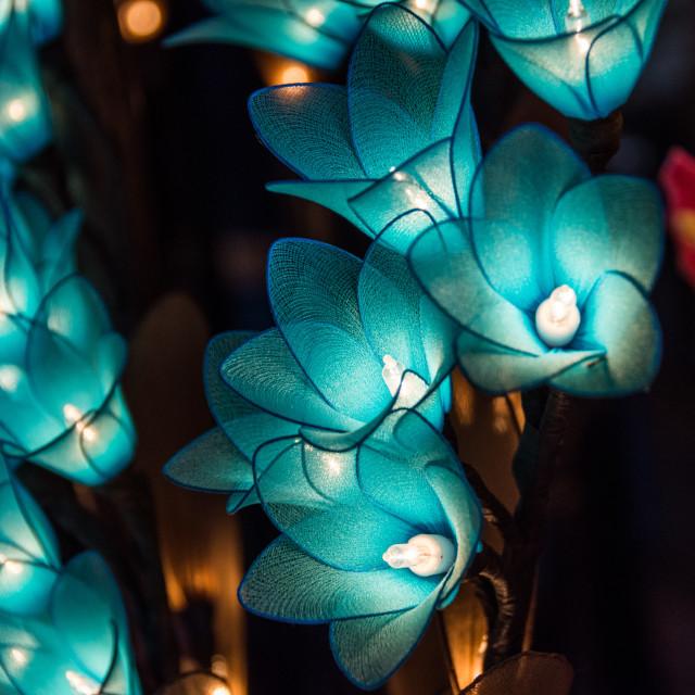 """Thai lamps"" stock image"
