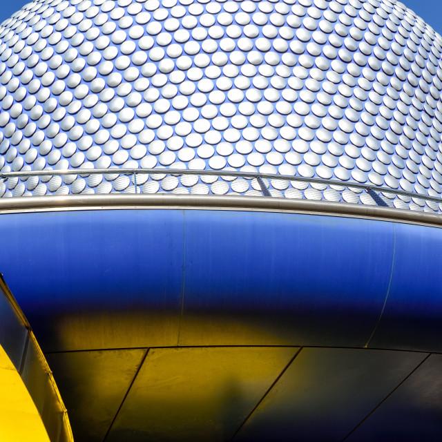 """Selfridges Building, Birmingham,UK."" stock image"