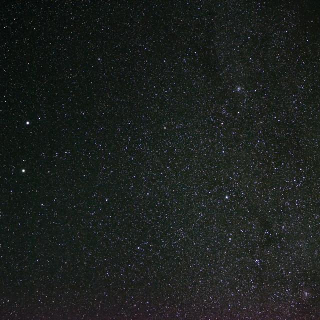 """Celestial Twins"" stock image"