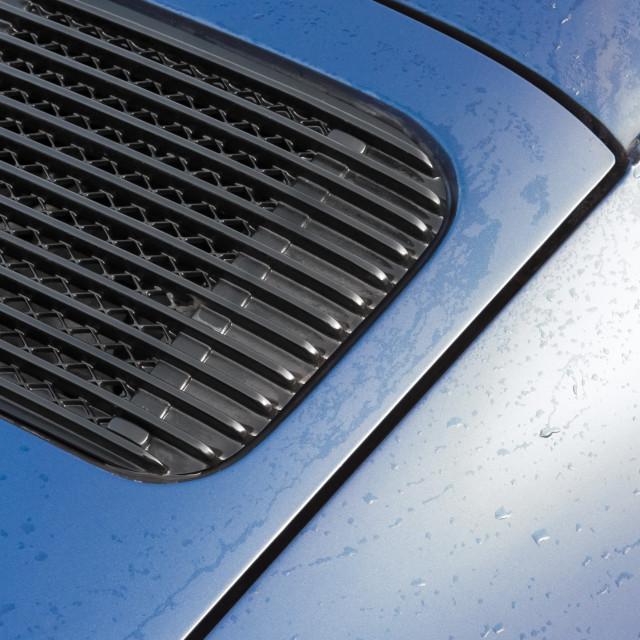 """vehicle panel raindrops"" stock image"