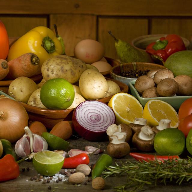 """healthy foods"" stock image"