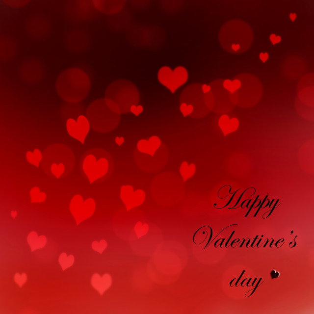 """greeting card valentine's day"" stock image"
