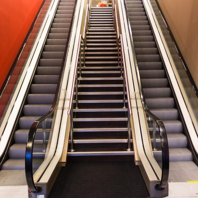 """Stairway"" stock image"