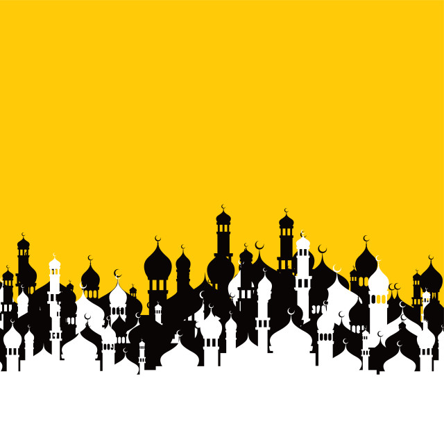 """islamic mosque pray"" stock image"