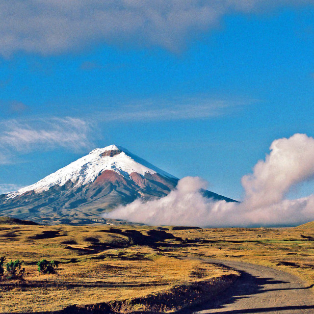 """""""Cotopaxi"""" stock image"""