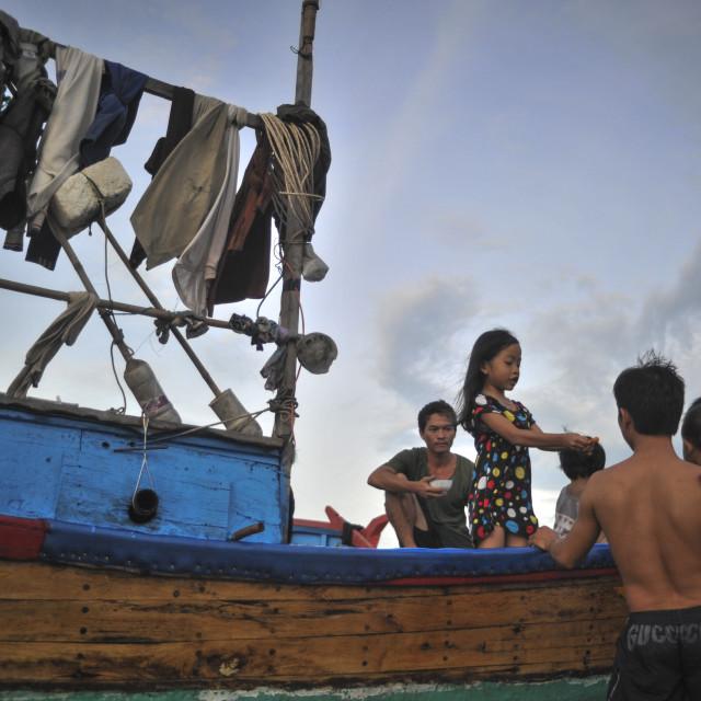 """Hon Do Island/ Nha Trang beach/ Vietnam"" stock image"