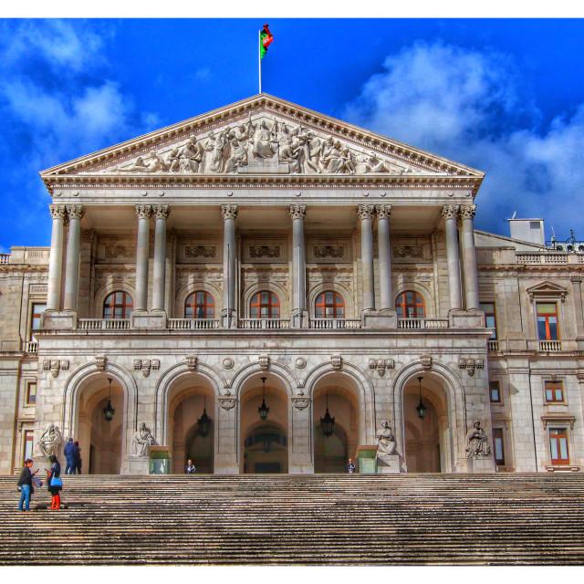 """Assembleia"" stock image"